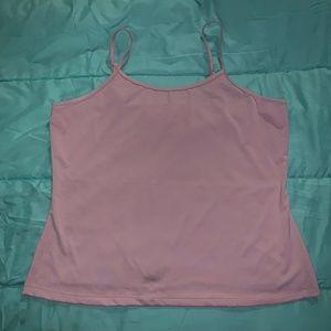 Fashion Bug pink Cami~Size 18-20W~